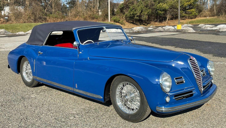 1948 alfa romeo 6c 2500 cabriolet