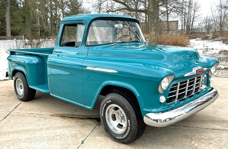 1956 chevrolet 3200 pick up truck