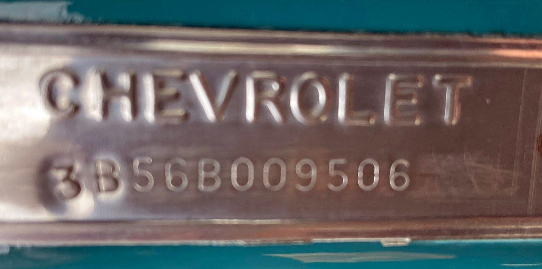1956 Chevrolet 3200