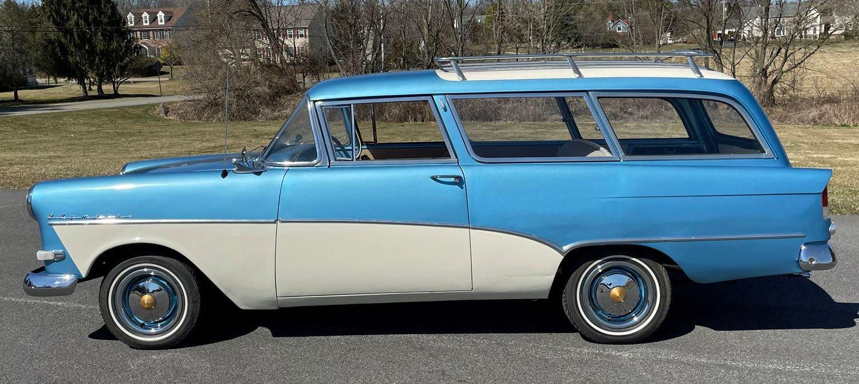 1959 Opel Olympia Caravan Wagon