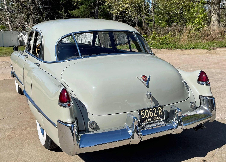 1949 Cadillac Series 61
