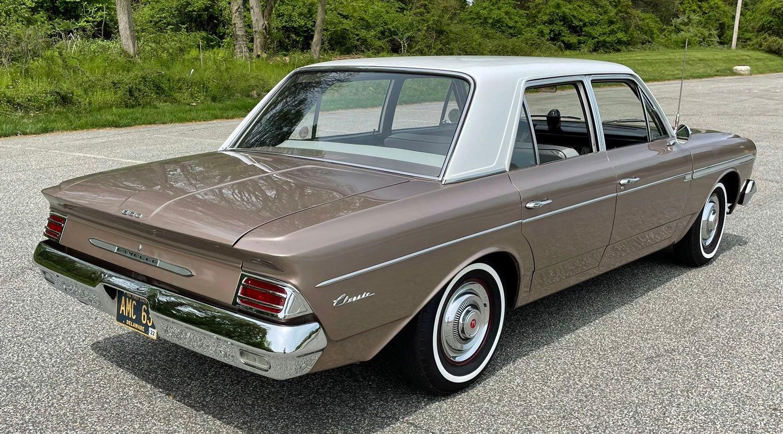 1963 Rambler Classic 660