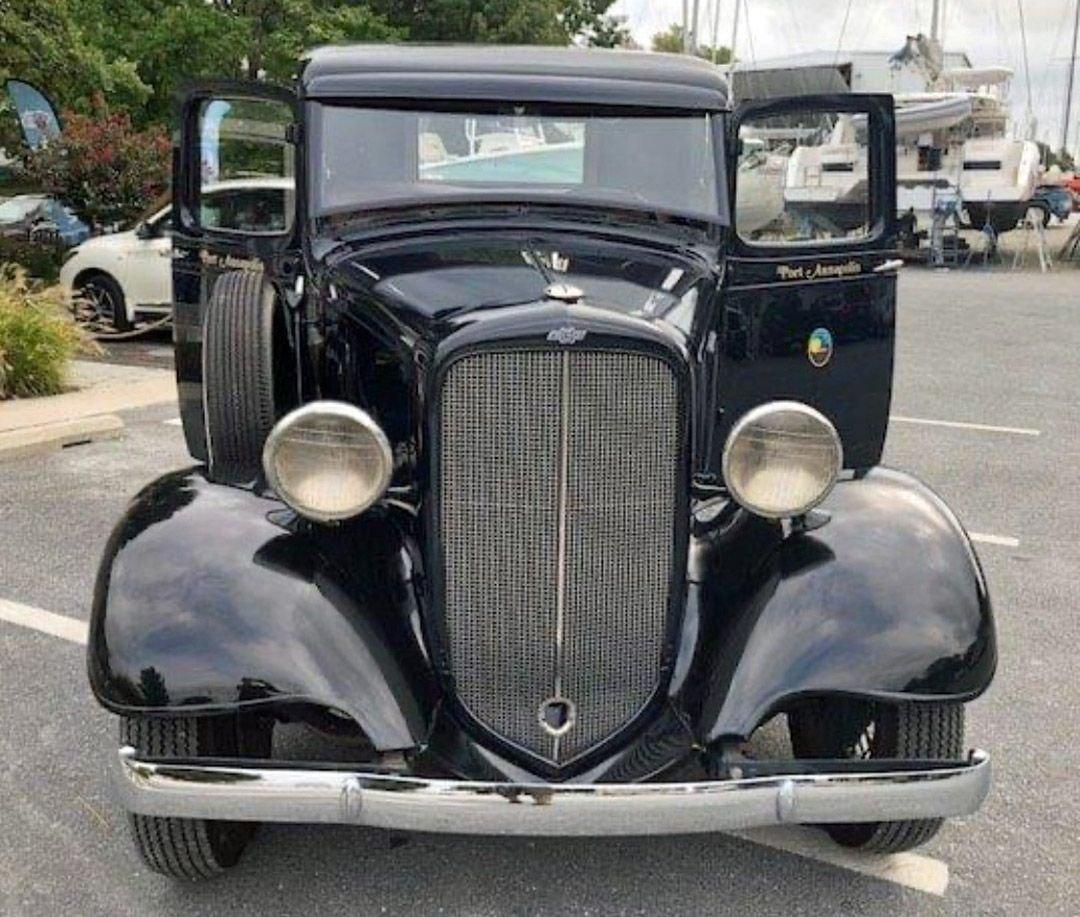 1934 Chevrolet 1/2-Ton Pickup
