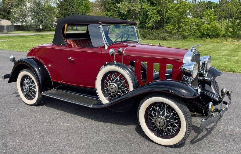 1932 chevrolet confederate roadster