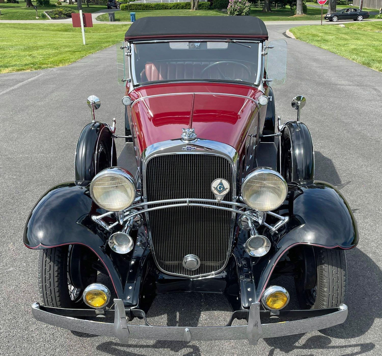 1932 Chevrolet Confederate