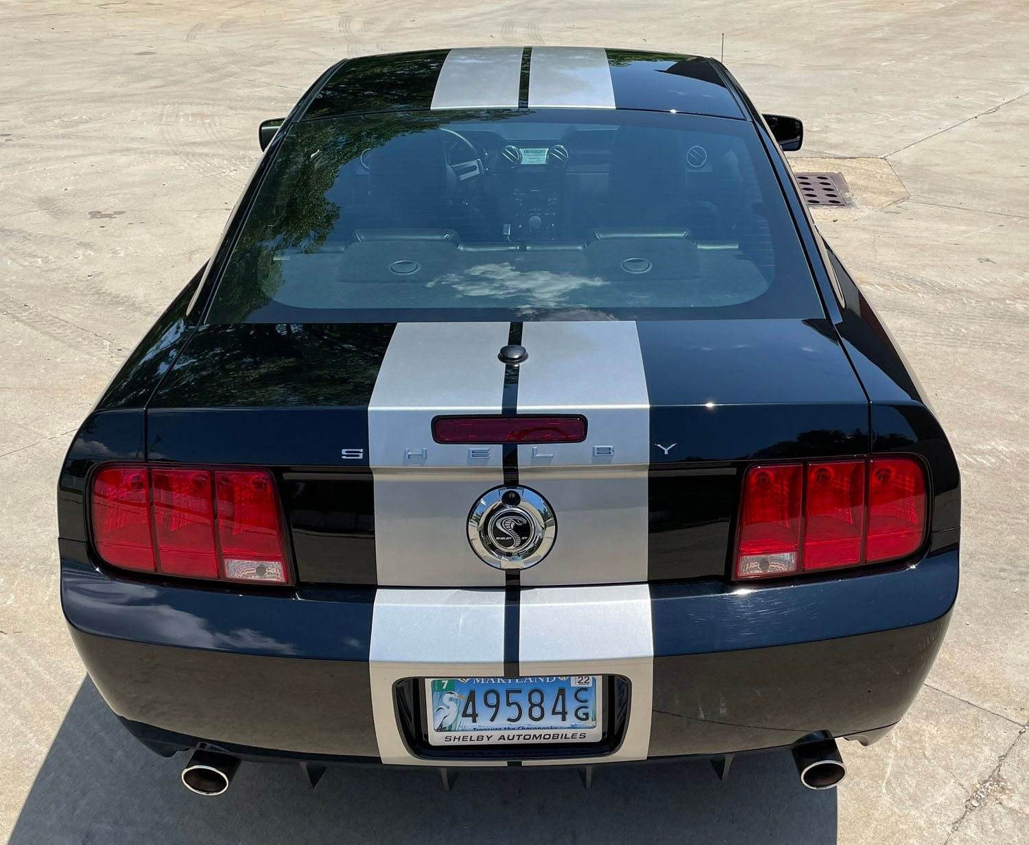 2007 Ford Shelby GT