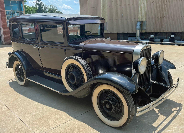 1930 oldsmobile f 30 sedan