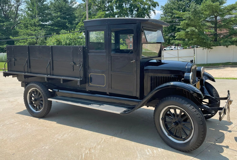 1925 chevrolet 1 ton pickup