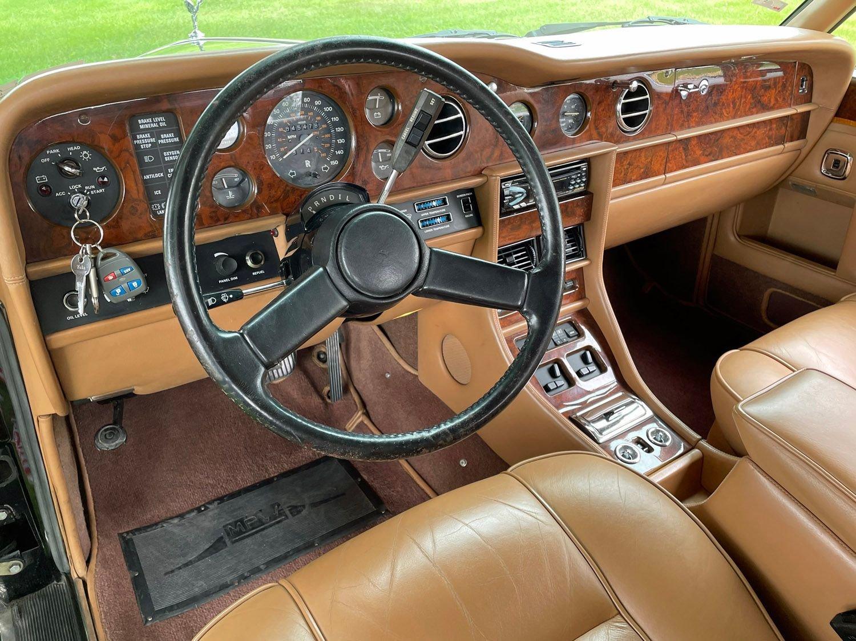 1989 Rolls Royce Corniche
