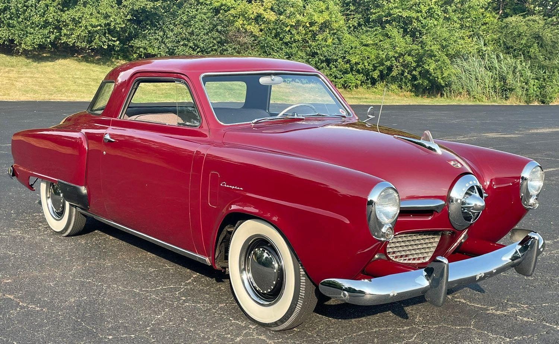 1950 studebaker champion coupe