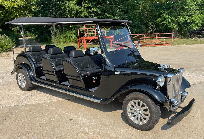 2012 CitECar Golf Cart 8 Passenger