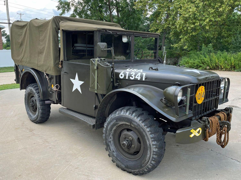 1967 dodge power wagon military m37 b1