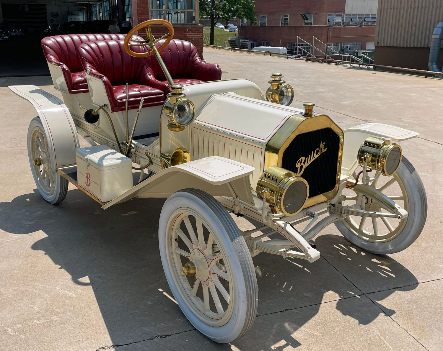 1910 buick model 10 tourabout