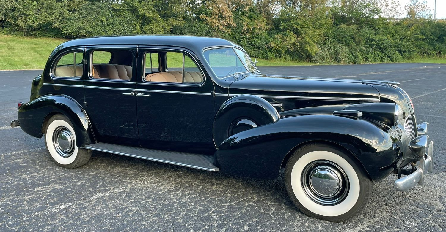 1939 buick limited 91