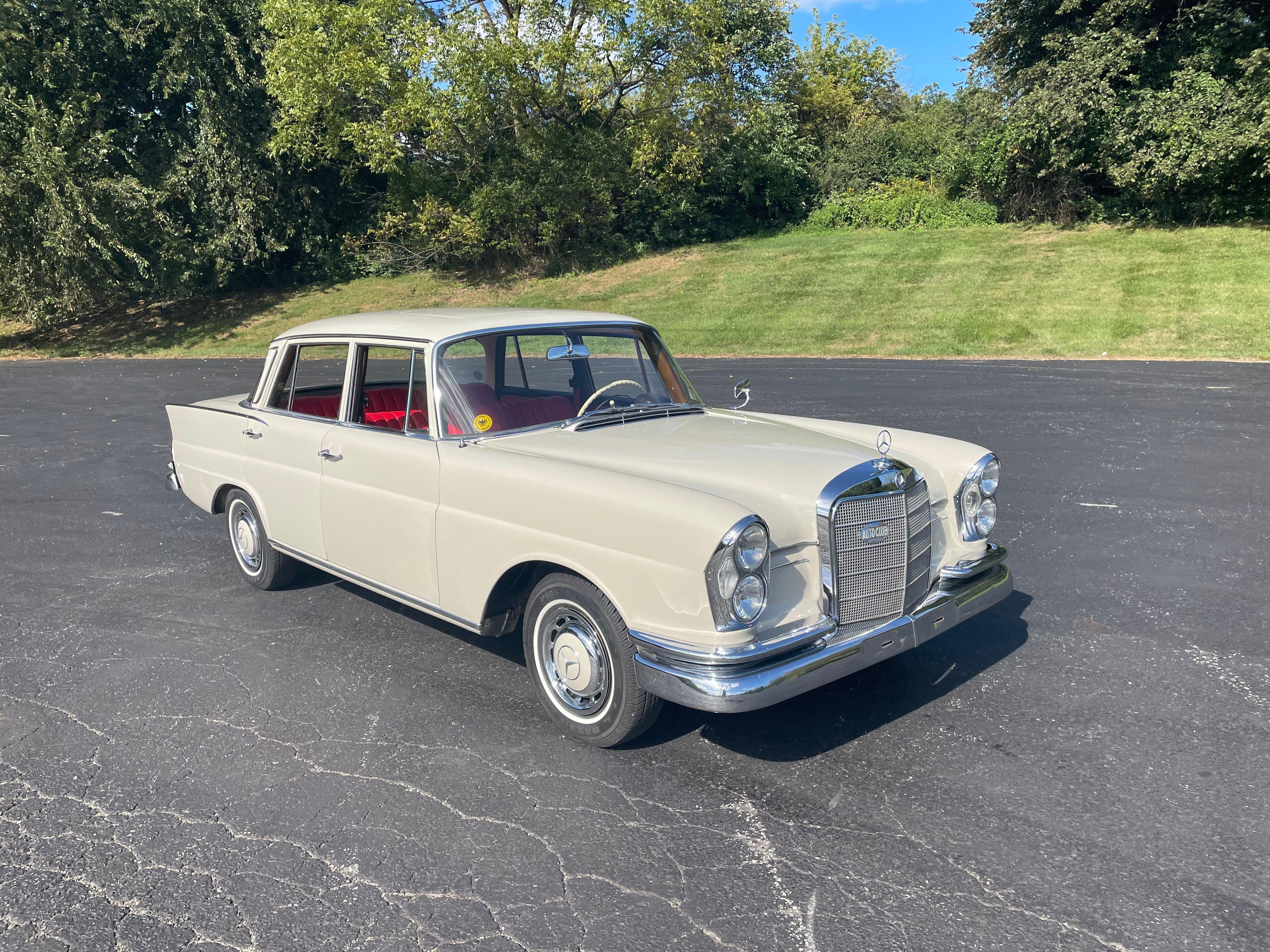 1962 Mercedes-Benz 220 Sb
