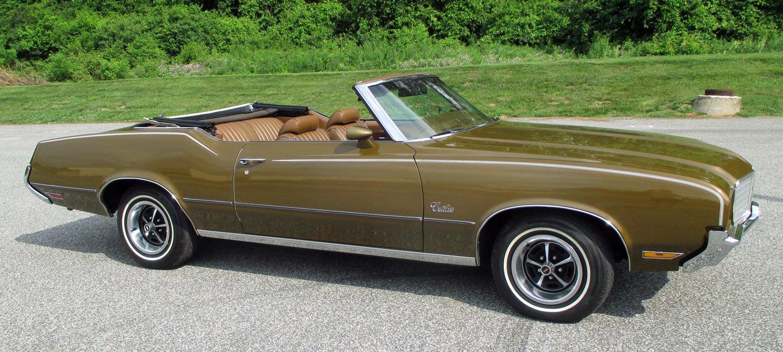 1972 Oldsmobile Cutlass Supreme