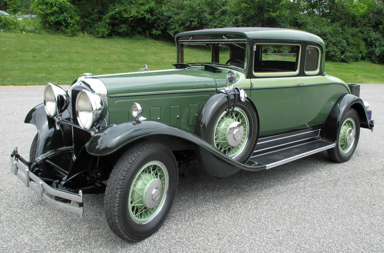 1930 Marmon Connors Motorcar Company