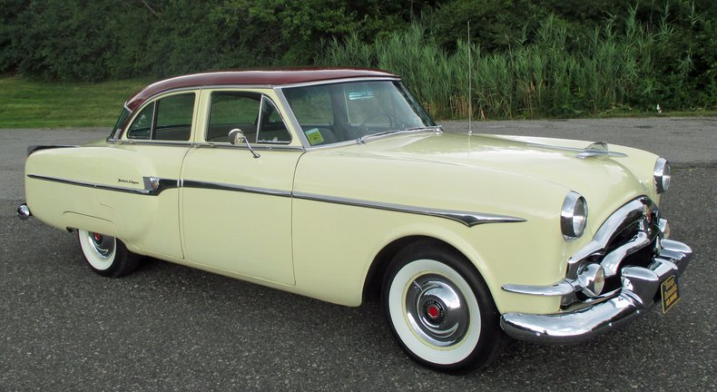 1953 packard clipper deluxe