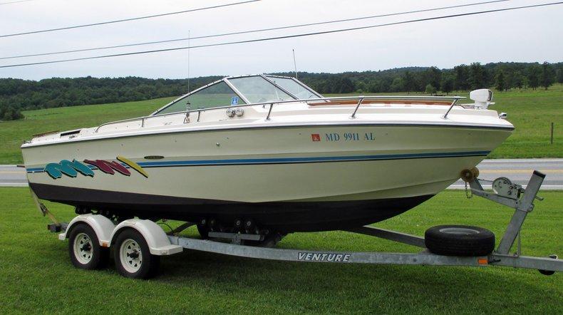 1977 sea ray 22 cuddy