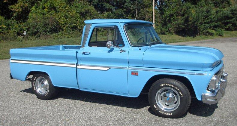 1966 chevrolet 1 2 ton pickup