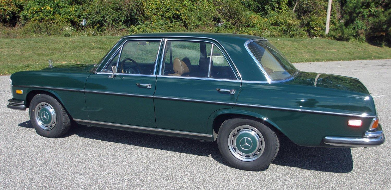 1972 Mercedes-Benz 280SE