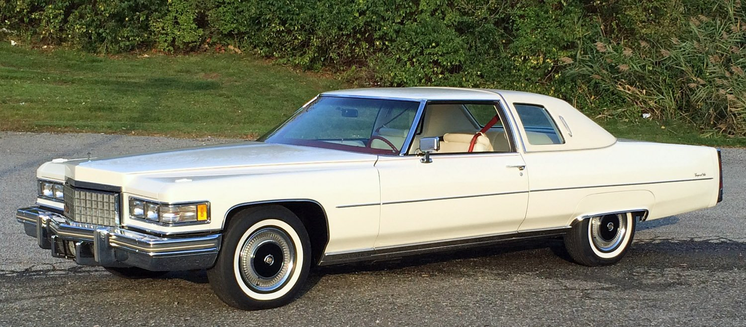 1976 Cadillac Coupe DeVille