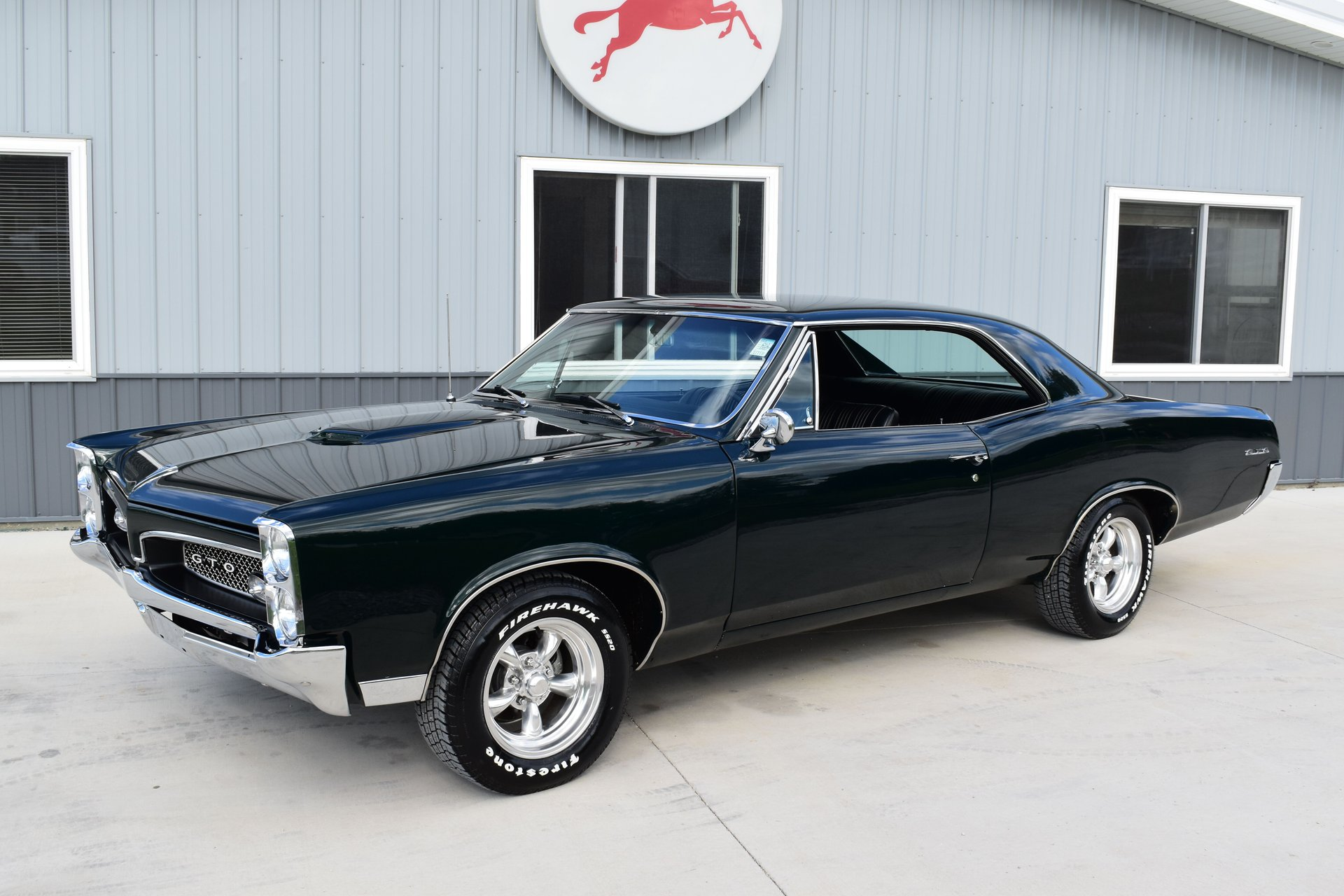 1967 Pontiac Tempest (GTO Tribute)