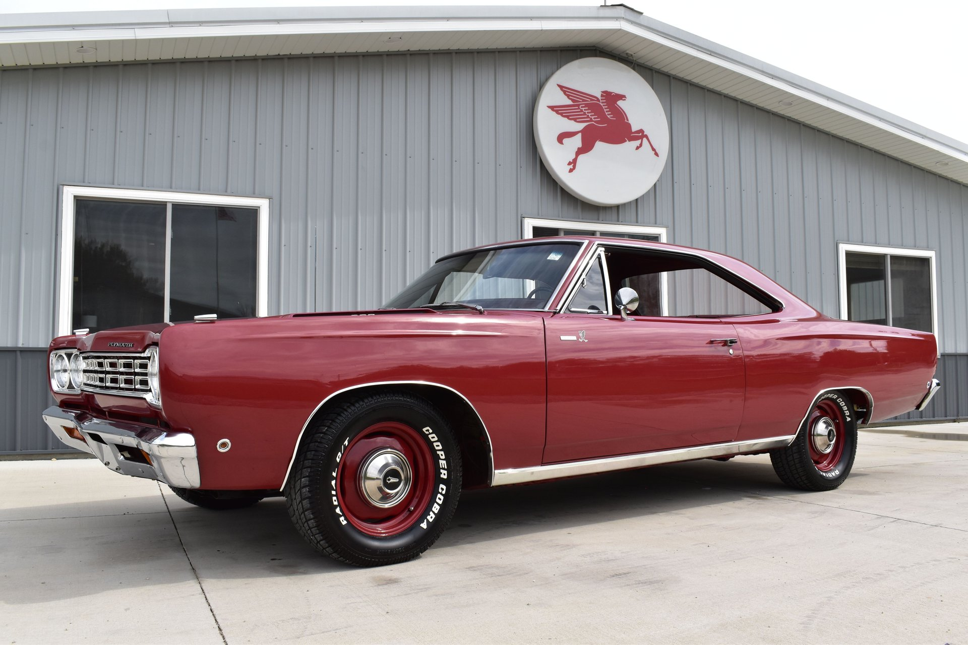 1968 Plymouth Road Runner Tribute