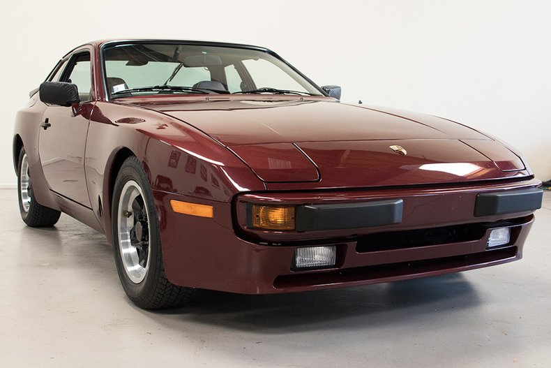 1984 Porsche 944 For Sale 2979 Motorious