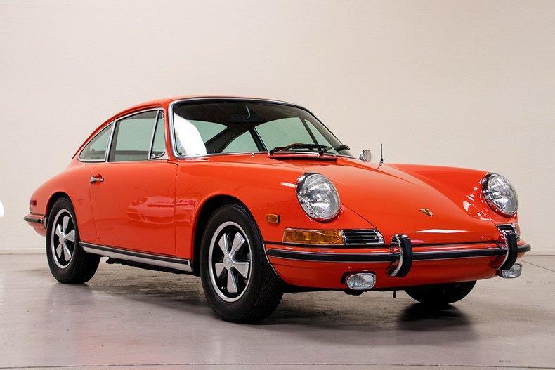 1968 Porsche 911 For Sale