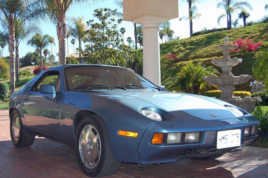 1986 Porsche .5