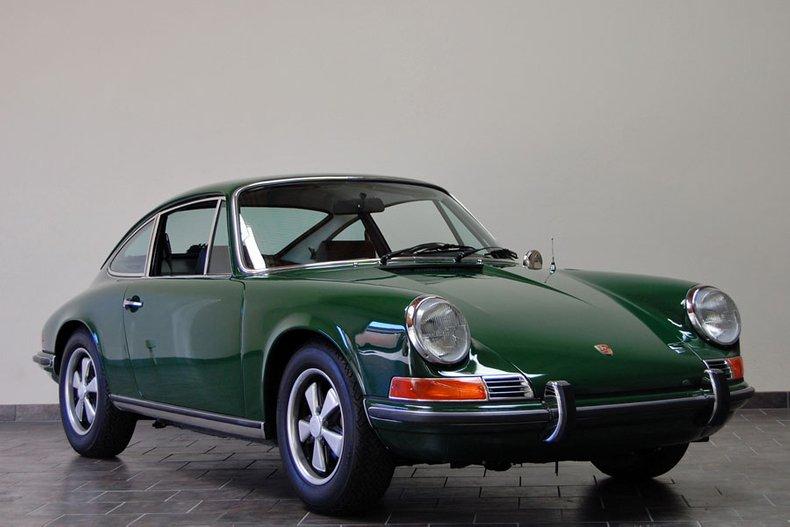 1970 Porsche 911S For Sale