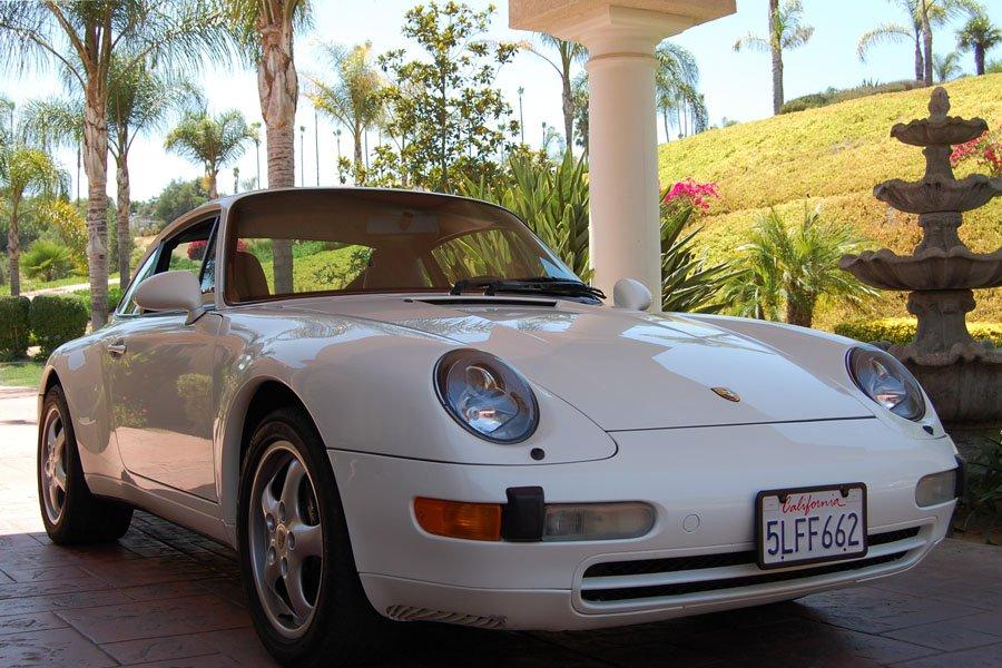 1995 Porsche 993