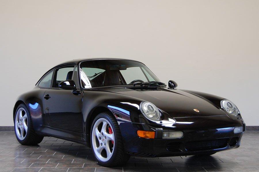 1997 Porsche 993