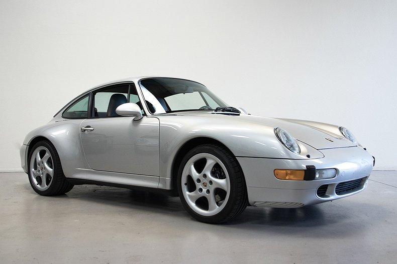 1998 Porsche 993 For Sale