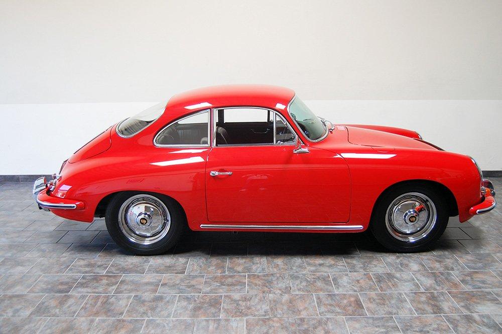 1963 Porsche 356S