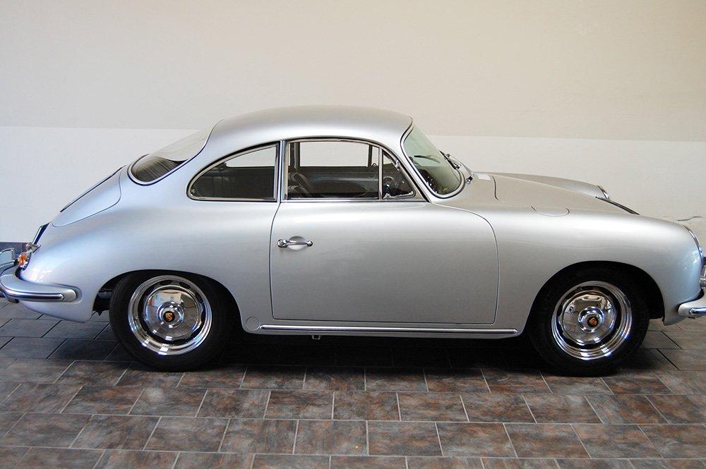 1962 Porsche 356S