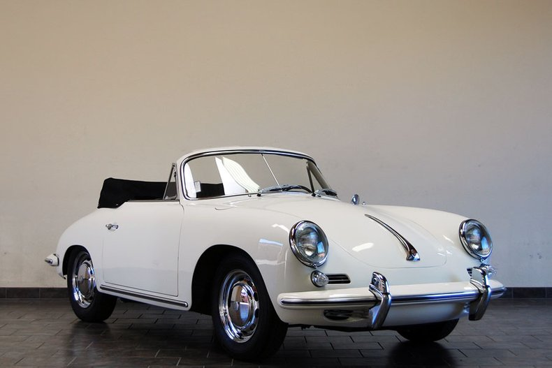 1965 Porsche 356C For Sale