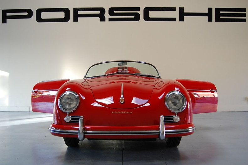 1955 Porsche 356A