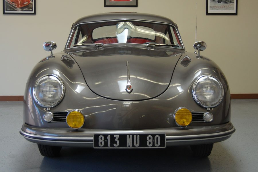 1954 Porsche Bentwindow