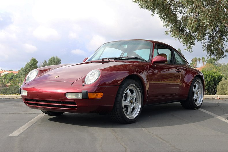 1996 Porsche 911 Carrera For Sale
