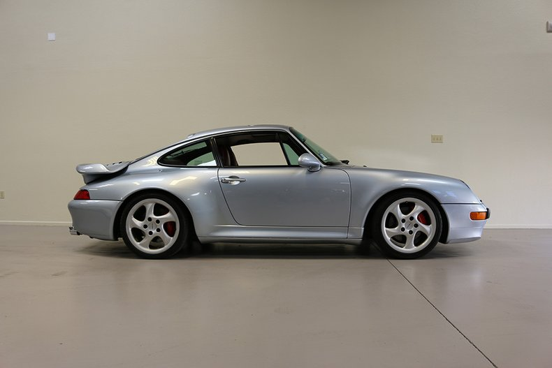 1996 Porsche Carrera Turbo