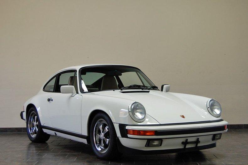 1988 Porsche 911 For Sale