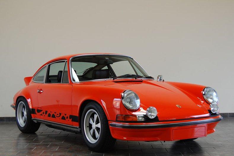 1973 Porsche 911RS For Sale