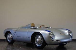 1957 Porsche 550A
