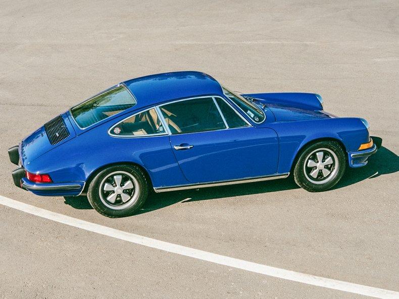 1973 Porsche 911S For Sale