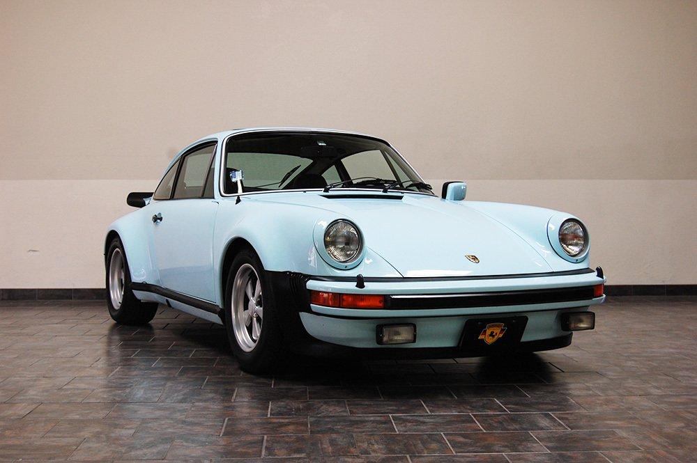 1995 Porsche 930