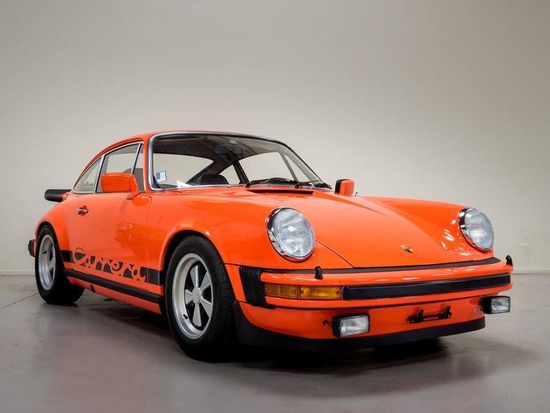 1976 Porsche 911 Carrera For Sale