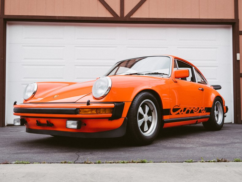 1976 Porsche 911 Carrera For Sale