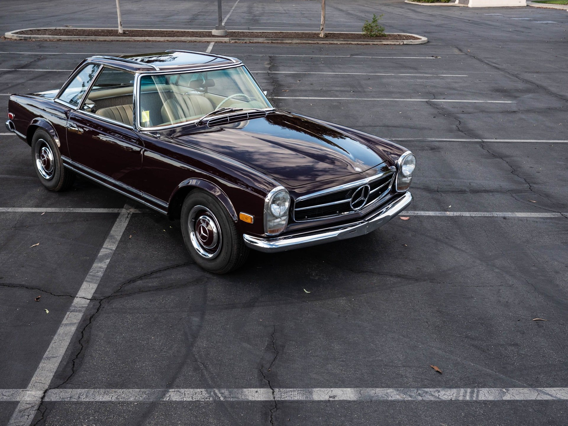 1968 Mercedes-Benz 250SL